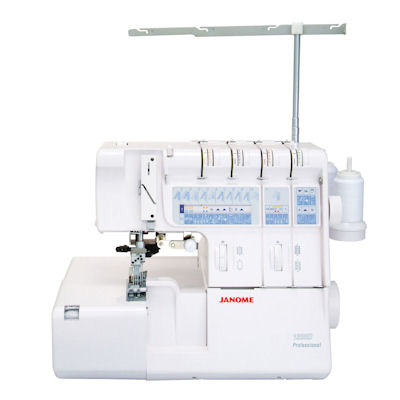 Janome 1200D Overlocker Machine - Click Image to Close
