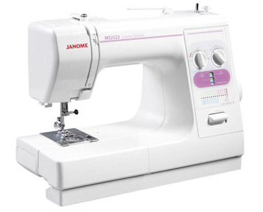 Janome 2522LE - Click Image to Close