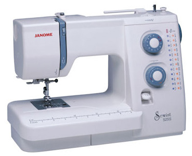 Janome 525S - Click Image to Close